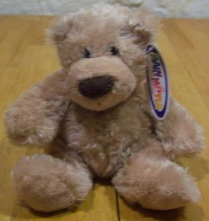 Mary Meyer Baby Bennett Bear Plush Stuffed Animal New
