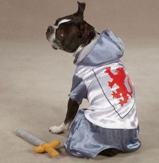 Zack Zoey Knight Dog Halloween Costume XS XL