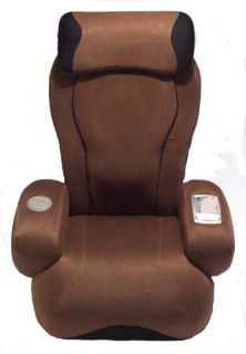 iJoy 250 Human Touch Massage Chair Recliner Espresso