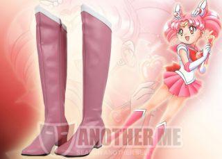 Me™ Sailor Moon Chibiusa Anime Cosplay Fancy Dress Ball Boots Custom