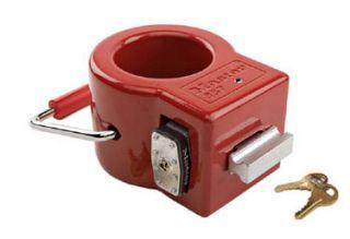 Master King Pin Lock Toy Hauler Trailer Locks 387kA 2