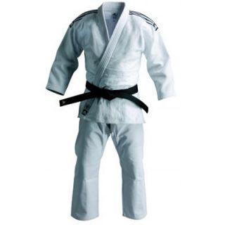 New Adidas Mens Martial Arts J930 Judo Uniform