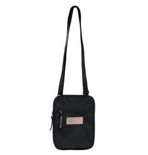 Armani EA7 285011 2P293 Mens Messenger Bag SS12 Black