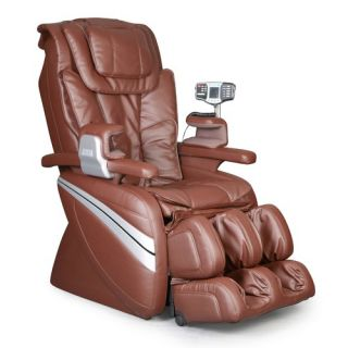 Cozzia CZ 366L Robotic Leather Massage Chair