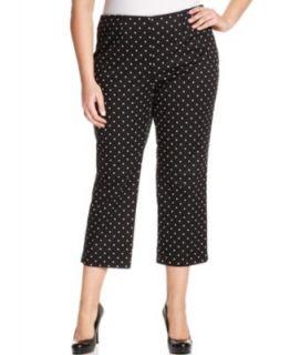 Style&co. Sport Plus Size Pants, Tummy Control Active   Plus Size
