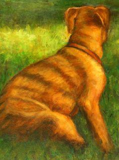 Dogs Siberian Husky Mastiff Pit Puppy Painting Zuelsdorf Sale