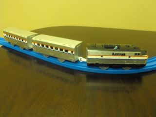 Tomy Tomica Thomas Trackmaster Amtrak Train V RARE