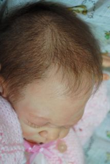 little Girl Reborn Baby, Kit °Mathilda° by Ulrike Gall LE 502/700