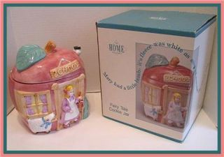 Mary Had A Little Lamb Cookie Jar The Home Collection