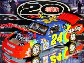 1992 Jeff Gordon 24 Dupont 1st Cup Car Chevrolet Lumina 1 24