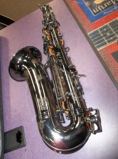 Cannonball A1 Global Big Bell Alto Saxophone Clean