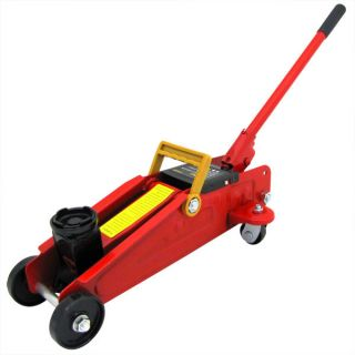 Ton Hydraulic Floor Jack Portable Lift  For Shop Garage Auto Truck