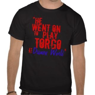 Disney World Torgo MST3K T Shirt