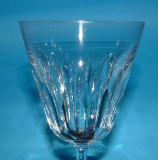 Old French Baccarat Crystal Cote DAzur Water Glass