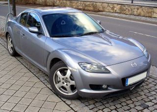 Mazda RX 8 RX 8 Handbook Owners Manual Wallet 2003 2008 Pack 3611