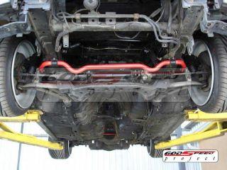 Godspeed 86 91 Mazda RX 7 RX7 FC3S Front Rear Sway Bars