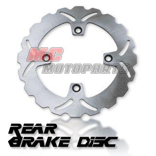 MC Rear Brake Disc Rotor for Honda CB 900 Hornet 2002 2007 2003 2004