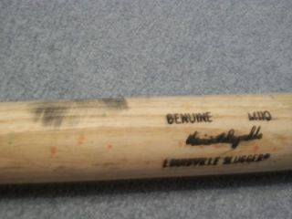 Kevin McReynolds New York Mets Game Used Bat