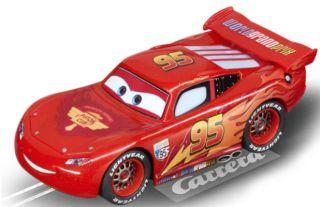 Digital 132 Disney Pixar Cars Lightning McQueen Slot Car New