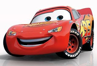 Lightning McQueen Cars Neon Baby Childrens Kids New Night Light
