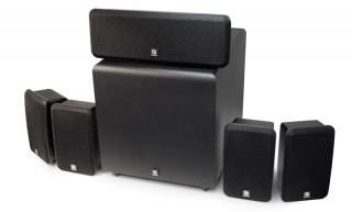Boston Acoustics MCS 160 5 1 Surround Sound Home Theater Speaker