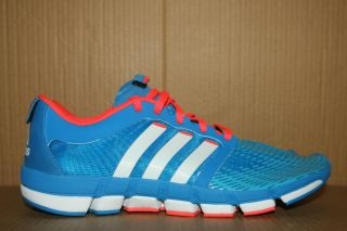 2012 Sample Adidas adiPURE Motion Running Shoe Trainer Neon Free Scott