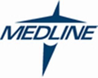 Medline Transport Chair Wheelchair Light Weight Aluminum w Hand Brakes