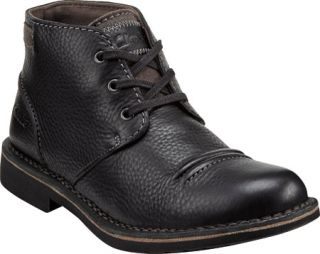 Clarks Medway Smith Black Mens Ankle Hi Boot Size 12 M