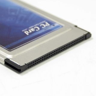 SDHC XD SD MS Pro to PCMCIA CardBus Card Adapter Reader