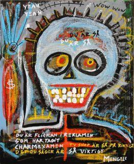 Outsider Mexican Folk Art Brut by Christian Mengele Gothenburg