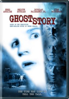 Ghost Story New SEALED DVD Fred Astaire Melvyn Douglas