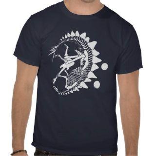 Stega Bass Clef T Shirt