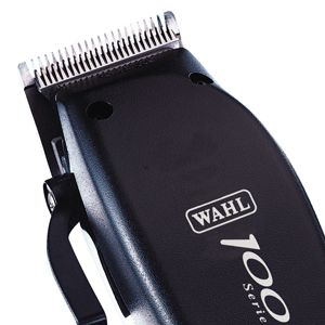 Mens Wahl 100 Series Hair Trimmer Cutting Complete Kit Clippers Mains