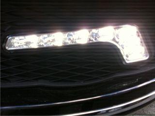 Mercedes Benz C Class W204 LED Daytime Light DRL Fog