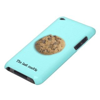 the last cookie barely there iPod case
