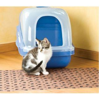 Drymate Paw Print Cat Litter Mat