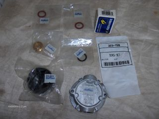 MG TD Fuel Pump System Parts 3051