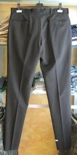 Bocodo Pantaloni Uomo Classico Elegante Regular Fit Made in Italy TG