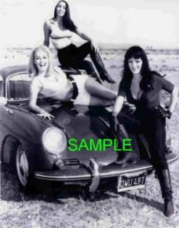 Russ Meyers Photo 3 Big Busted Women Cleavage on VW