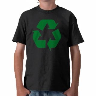 Recycle Ecology Products & Designs! T shirt