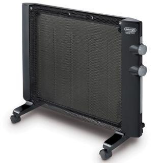 DeLonghi HMP1500 Mica Panel Space Heater Black New