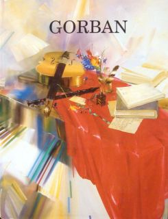 Michael Gorban 1999 BOOK with 3 Lithographs Hand Signed MAKE AN OFFER