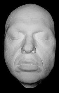 Michael Keaton Life Mask from ORIGINAL1989 Batman RARE White Life Cast