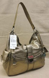 Authentic Michael Kors Riley LG Shoulder Bag MSRP$378 00