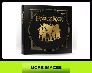 Fraggle Rock Vol 1 Leather Bound Hardcover Archaia Graphic Novel