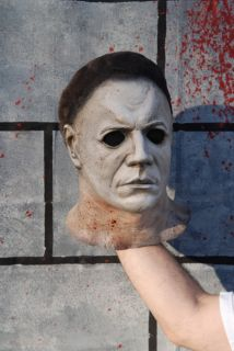 Halloween Michael Myers Mask Nightowl Productions The Butcher Special