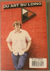 Michael Moore Signed Here Comes Trouble 1st 1st Book Autographed