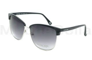 Michael Kors Sunglasses M2472S Griffin 414 Navy Silver Clubmaster