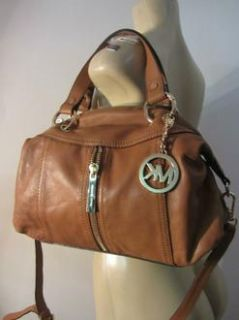 Michael Michael Kors Auth Moxley Satchel Bag Crossbody Bag MSRP 400