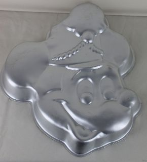 Walt Disney Mickey Mouse Bandleader Band Leader Wilton Cake Party Pan